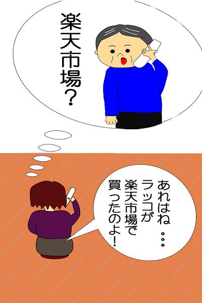楽天市場漫画3