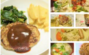 ひき肉料理色々
