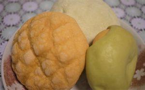 3種メロンパン